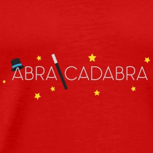 Abracadabra Wizard Long Sleeve Shirts - Men's Premium T-Shirt