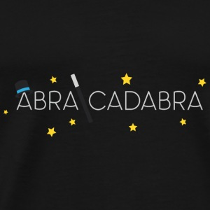 Abracadabra Wizard Bags & Backpacks - Men's Premium T-Shirt