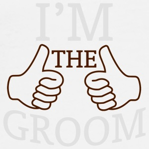 I AM THE GROOM (JGA-SHIRT) Other - Men's Premium T-Shirt