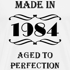 Made in 1984 Manches longues - T-shirt Premium Homme
