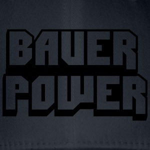 bauer power T-Shirts - Flexfit Baseballkappe