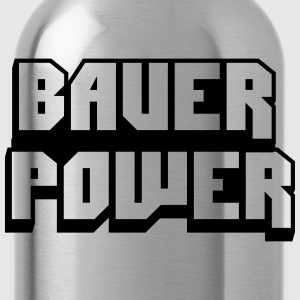 bauer power T-Shirts - Trinkflasche