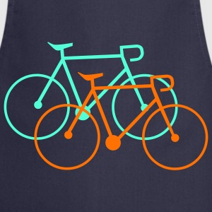 cycling is life - Cooking Apron