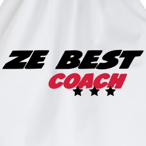 The best coach T-shirts - Gymtas