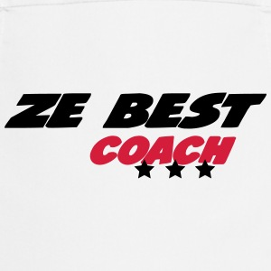 The best coach T-shirts - Keukenschort