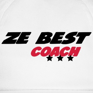 The best coach T-skjorter - Baseballcap