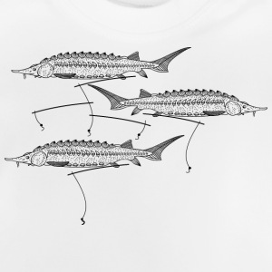 fisk T-shirts - Baby-T-shirt