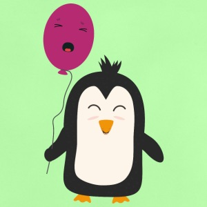 Penguin balloon Shirts - Baby T-Shirt