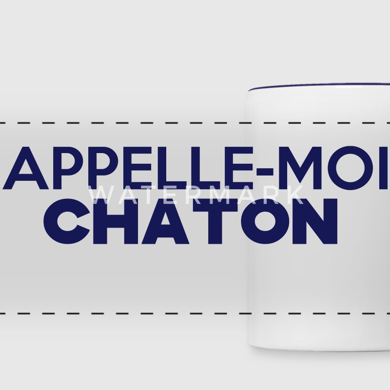 CHATON Bouteilles et Tasses - Tasse panorama