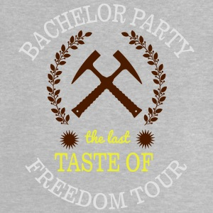BACHELOR PARTY - THE LAST TASTE OF FREEDOM Shirts - Baby T-Shirt