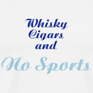 whisky Mugs & Drinkware - Men's Premium T-Shirt