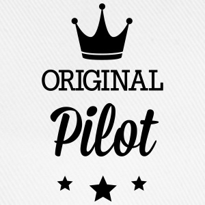Original three star deluxe pilot T-Shirts - Baseball Cap