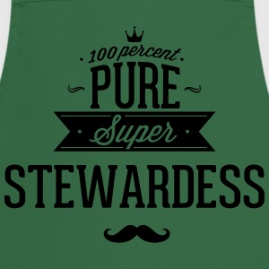 100% super steward T-Shirts - Cooking Apron