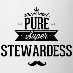 100% super steward T-shirts - Mok