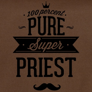 100 percent pure super priest T-Shirts - Shoulder Bag