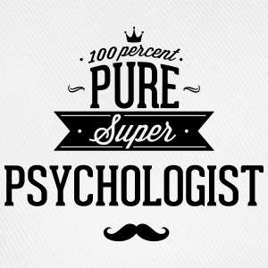 100 percent pure super Psychologe T-Shirts - Baseballkappe