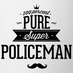 100% super COP T-shirts - Mok