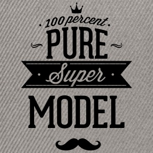 100% super model T-Shirts - Snapback Cap