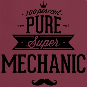 100% super mechanic T-Shirts - Cooking Apron
