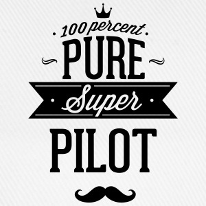 100% Super-Pilot T-Shirts - Baseball Cap