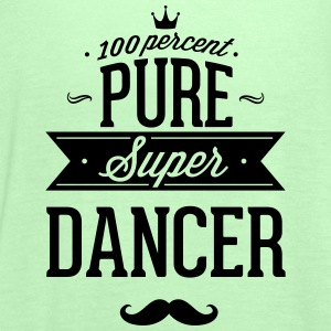 100 percent dancers T-Shirts - Women's Tank Top by Bella