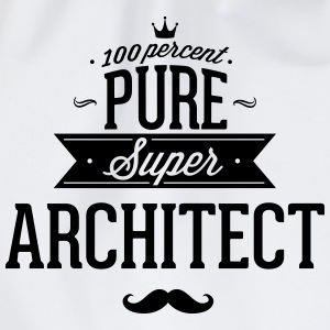 100 percent pure super architect Tee shirts - Sac de sport léger