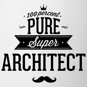 100 percent pure super architect Tee shirts - Tasse