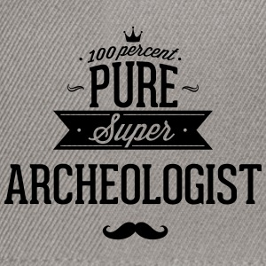 100 percent of pure Super archaeologist T-Shirts - Snapback Cap