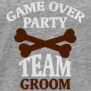 BACHELOR PARTY - TEAM OF THE GROOM Tops - Men's Premium T-Shirt