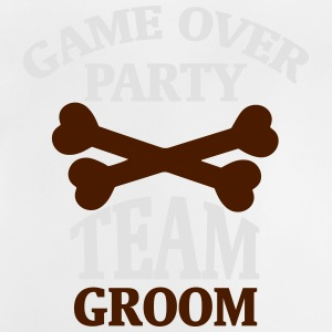BACHELOR PARTY - TEAM OF THE GROOM Long Sleeve Shirts - Baby T-Shirt