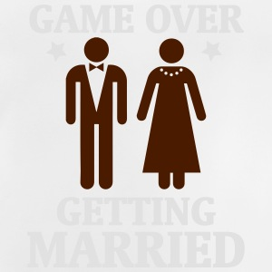 GAME OVER - IT IS MARRIED! Hoodies - Baby T-Shirt