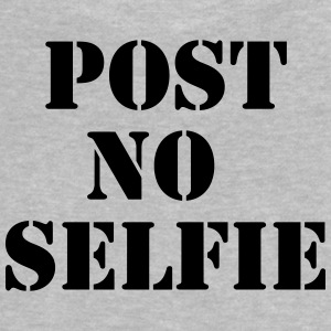 Post no Selfie T-Shirts - Baby T-Shirt