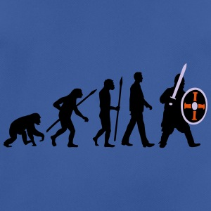 evolution_of_man_knight_with_sword_07201 Tassen & Zubehör - Männer T-Shirt atmungsaktiv