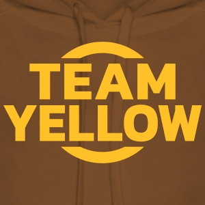 Team Yellow T-shirts - Premiumluvtröja dam