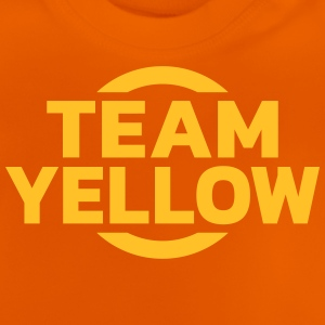 Team Yellow Camisetas - Camiseta bebé