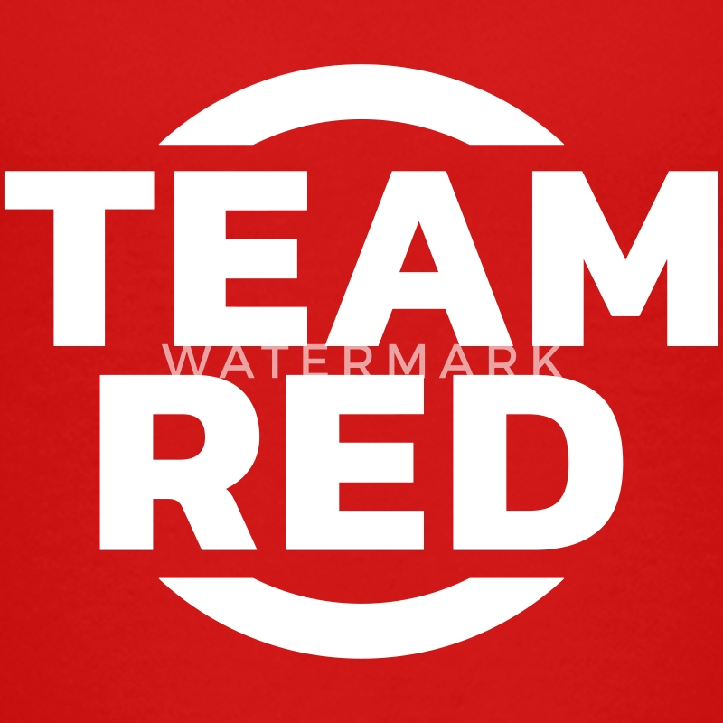Team Red Skjorter - Premium T-skjorte for tenåringer