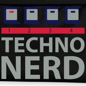 Techno Nerd T-Shirts - Kids' Backpack
