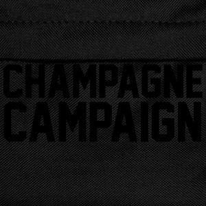 Champagne Campaign T-Shirts - Kids' Backpack