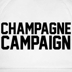 Champagne Campaign T-Shirts - Baseball Cap