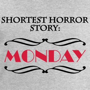Shortes horror story: Monday T-skjorter - Sweatshirts for menn fra Stanley & Stella