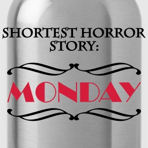 Shortes horror story: Monday Tee shirts - Gourde