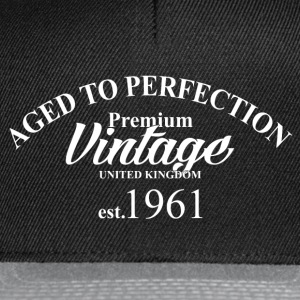 aged to perfection T-Shirts - Snapback Cap