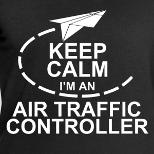 air traffic controller T-Shirts - Men's Sweatshirt by Stanley & Stella