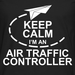 air traffic controller T-Shirts - Men's Premium Longsleeve Shirt