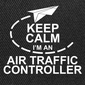 air traffic controller T-Shirts - Snapback Cap