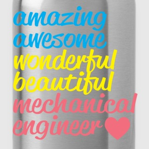 AMAZING AWESOME T-Shirts - Water Bottle