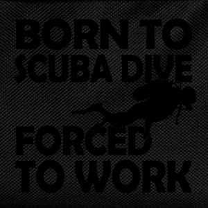 born to scuba dive T-Shirts - Kids' Backpack
