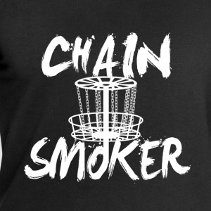 chain smoker T-Shirts - Men's Sweatshirt by Stanley & Stella