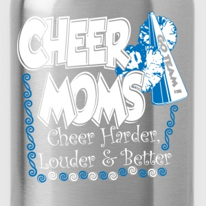 cheer moms T-Shirts - Water Bottle