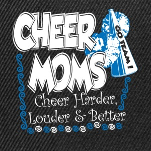 cheer moms T-Shirts - Snapback Cap